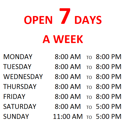 Karrinyup Red Box Trading hours.PNG