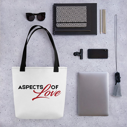 ASPECTS OF LOVE (Tragetasche)