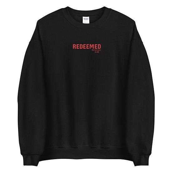 Redeemed Black Sweatshirt