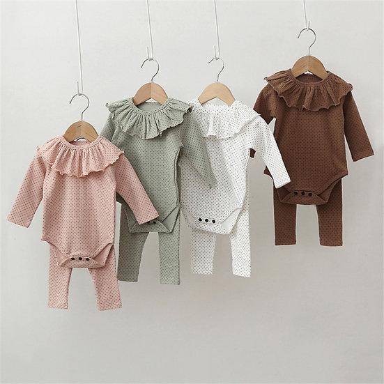 3PC Baby Bodysuit