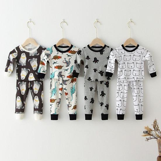 Cotton Pajamas for Boys