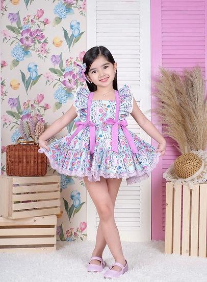 Flora Dress by Little & Miss