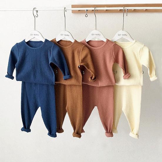 Kids Lounge Wear Pajamas Set