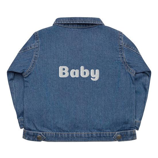 Baby Organic Denim Jacket