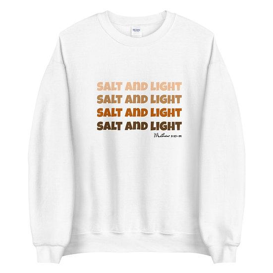 Salt And Light Sweatshirt