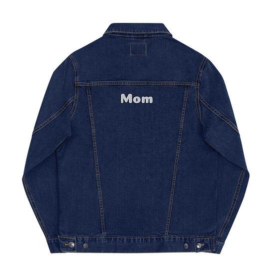 Mommy denim jacket