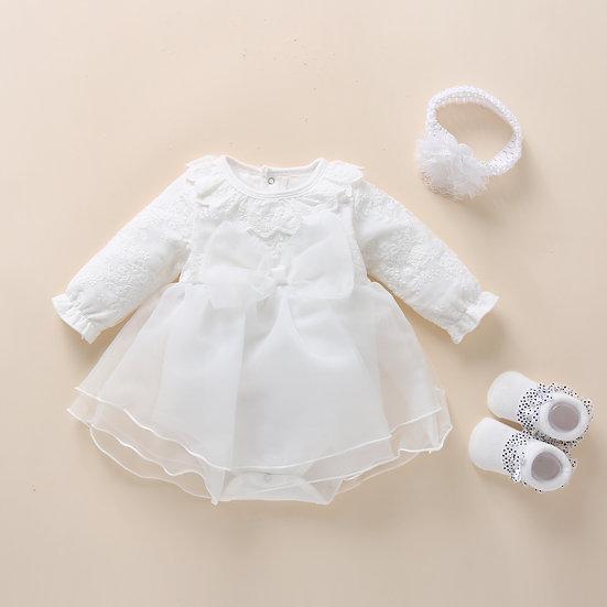 Christening Dress For Baby Girls