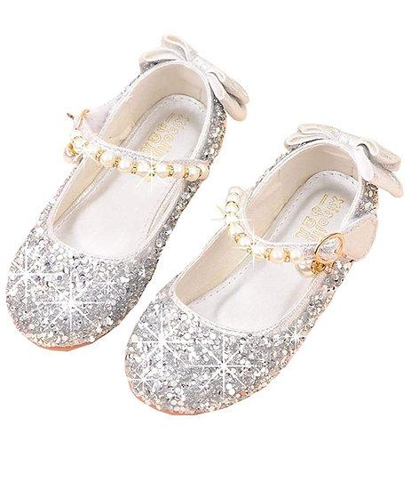 Pearl Strap Dress Shoes