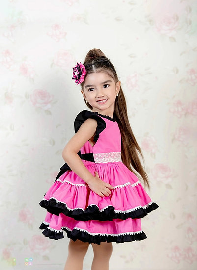 Penelope Pink by Little & Miss