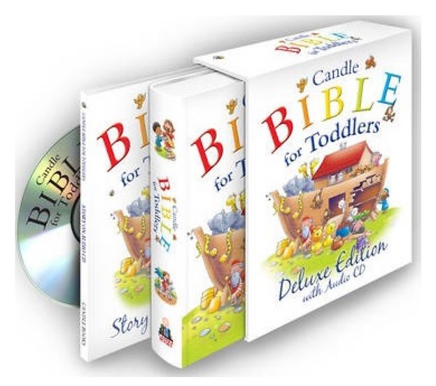 Candle Bible for Toddlers : Deluxe Edition