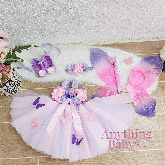 Fairy's Tutu Dress Set