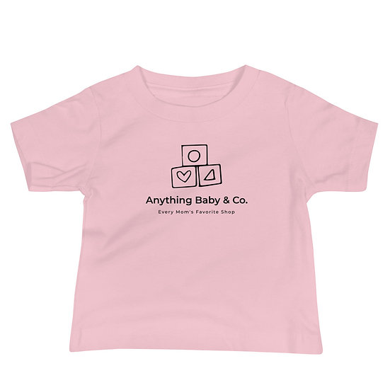 Anything Baby Jersey Short Sleeve Tee