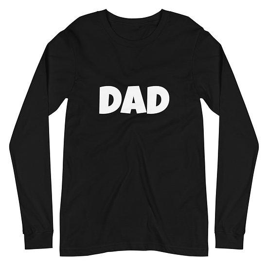 Dad Long Sleeve Tee