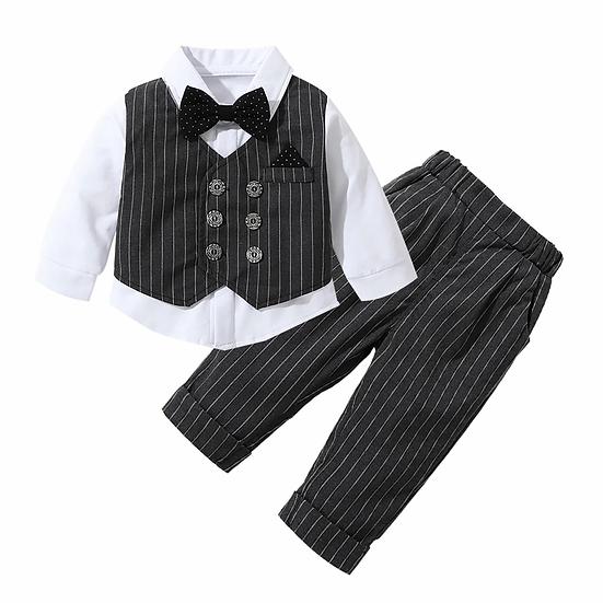 Two Piece Baby Gentleman Suit