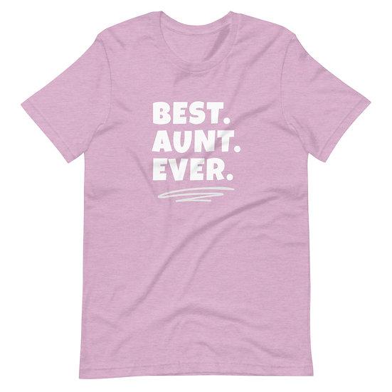 Best Aunt Ever Tee