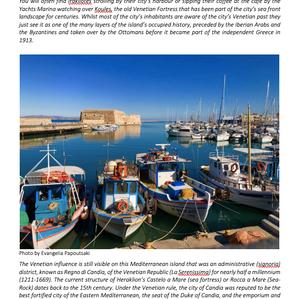 Castello a Mare: The Venetian Sea Fortress of Heraklion