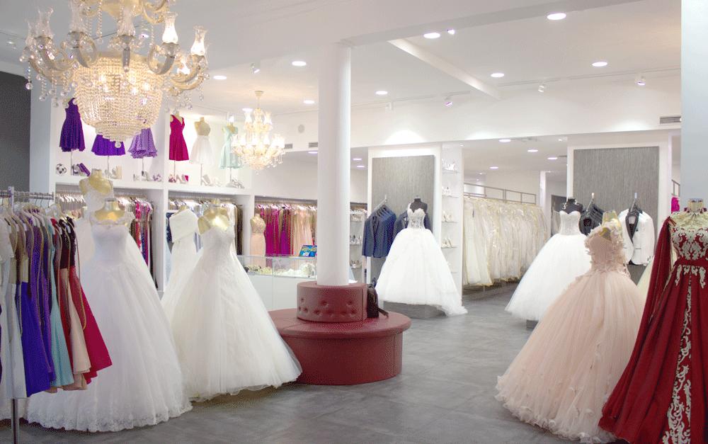 Brautmode Mannheim