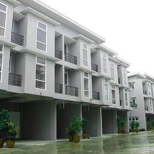 Townhouse in Mangga Townhomes