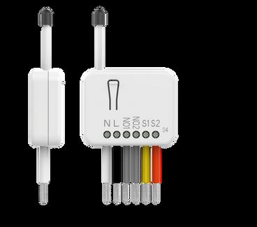 Dual Relay 1 Way Switch