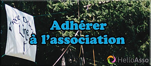 adhérer à l'association