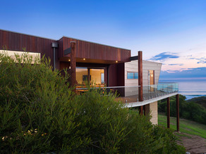 Eco-friendly building with natural Australian limestone products