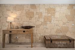 Biscuit Limestone Cladding
