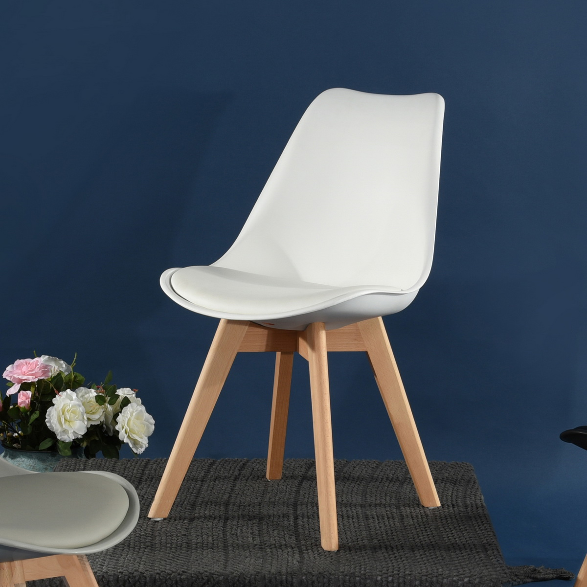 CHAISE FRANKFURT WHITE