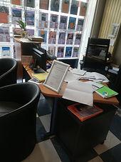 débarras matériels de bureau