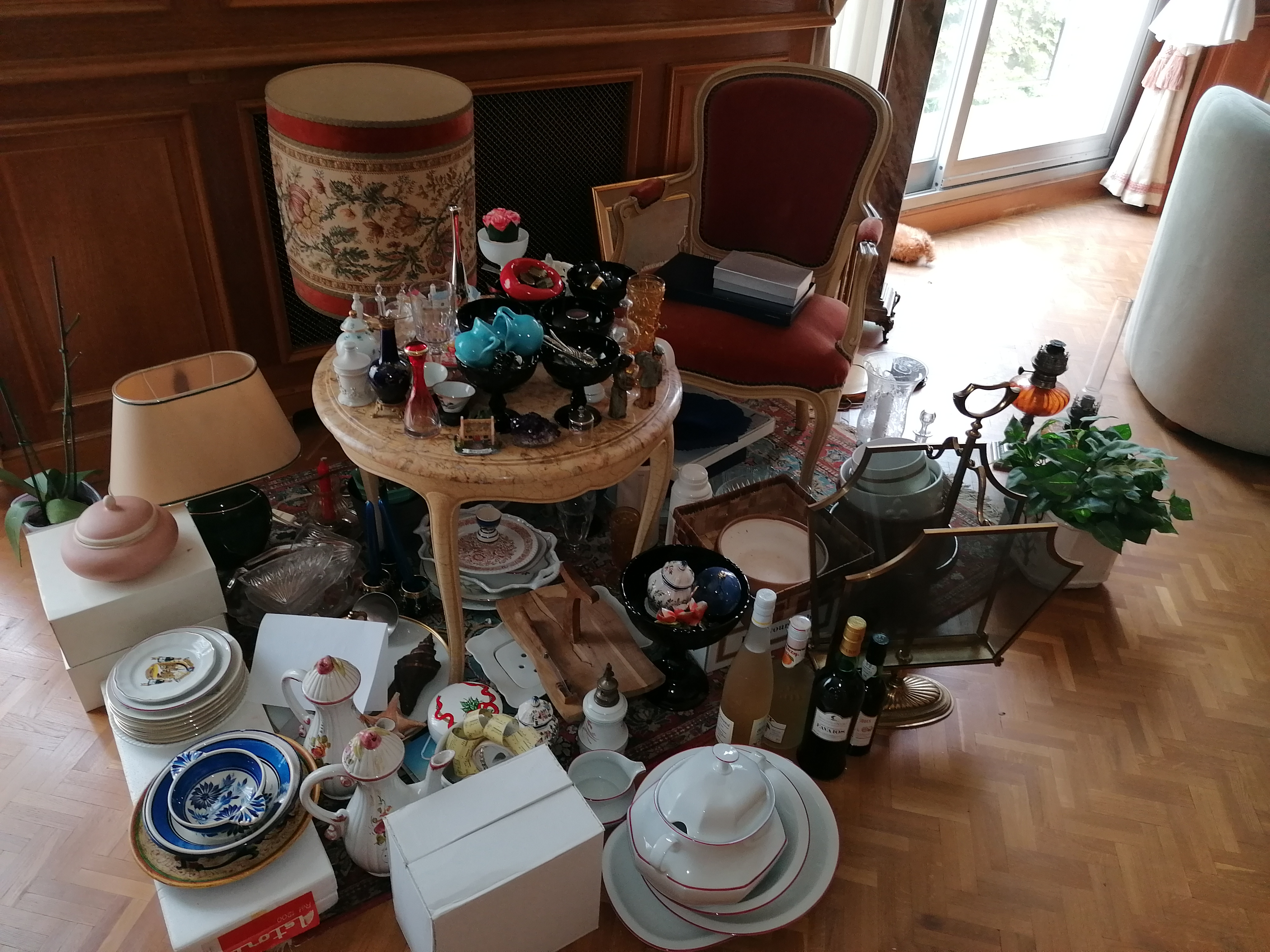 brocanteur tours