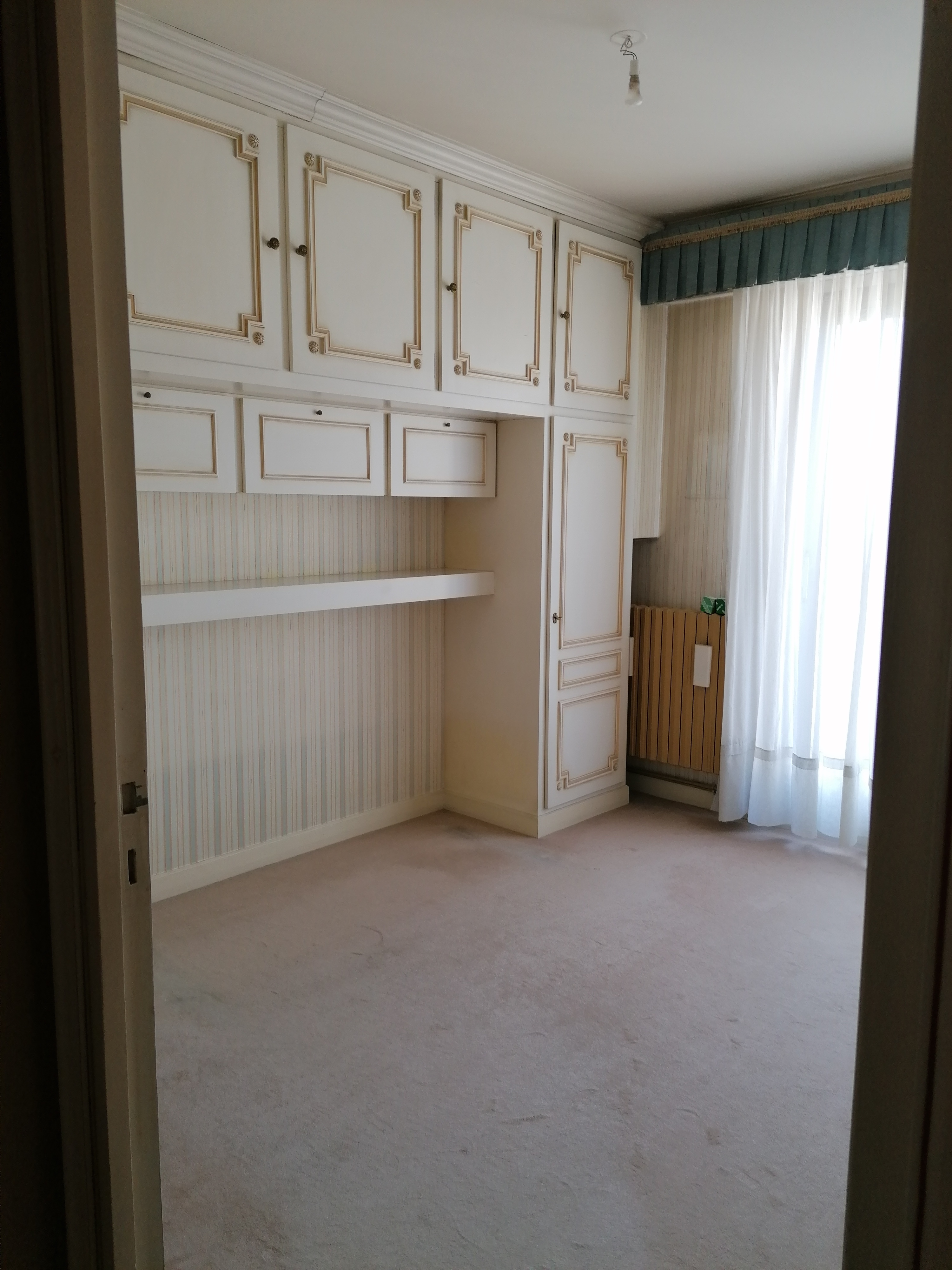 vidage appartement tours