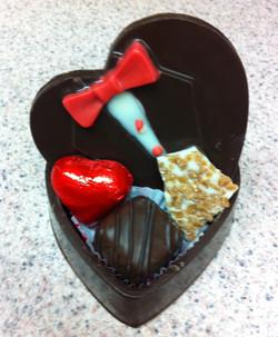 Chocolate Tuxedo Box