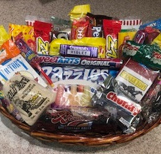 Nostalgic Gift Basket
