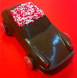 Chocolate Porsche