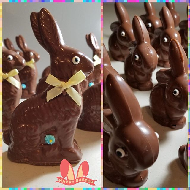 NUT FREE bunnies so that EVERYONE can en