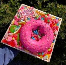 Smash Donut Custom Candy Board