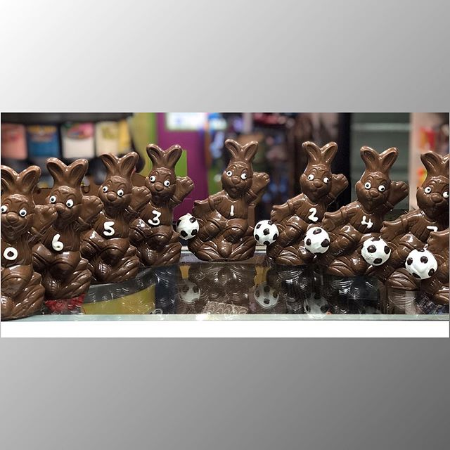 Soccer bunnies - Call ahead to customize