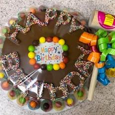 Smash Birthday Cake