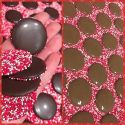 Dark chocolate or milk chocolate_ #nonpa