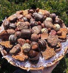Handmade Chocolate Tray