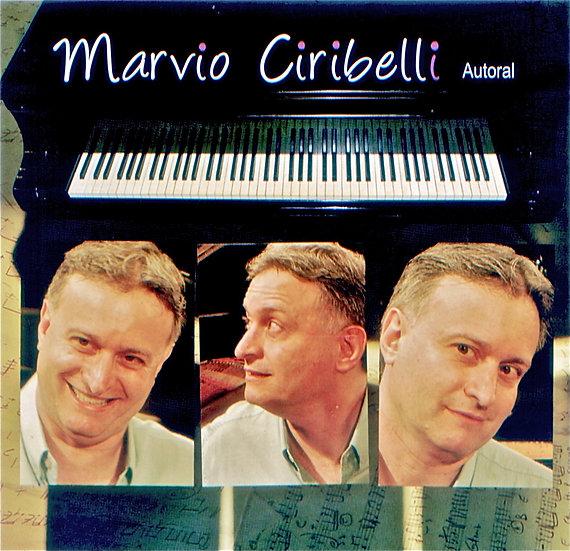 CD Marvio Ciribelli Autoral