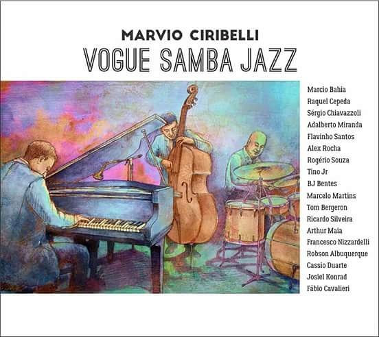 CD Vogue Samba-Jazz