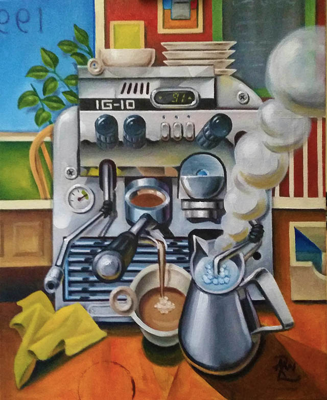 """The Coffee Machine"""