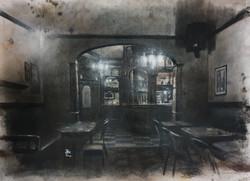 The Bar at The Lamb Hotel, Eccles