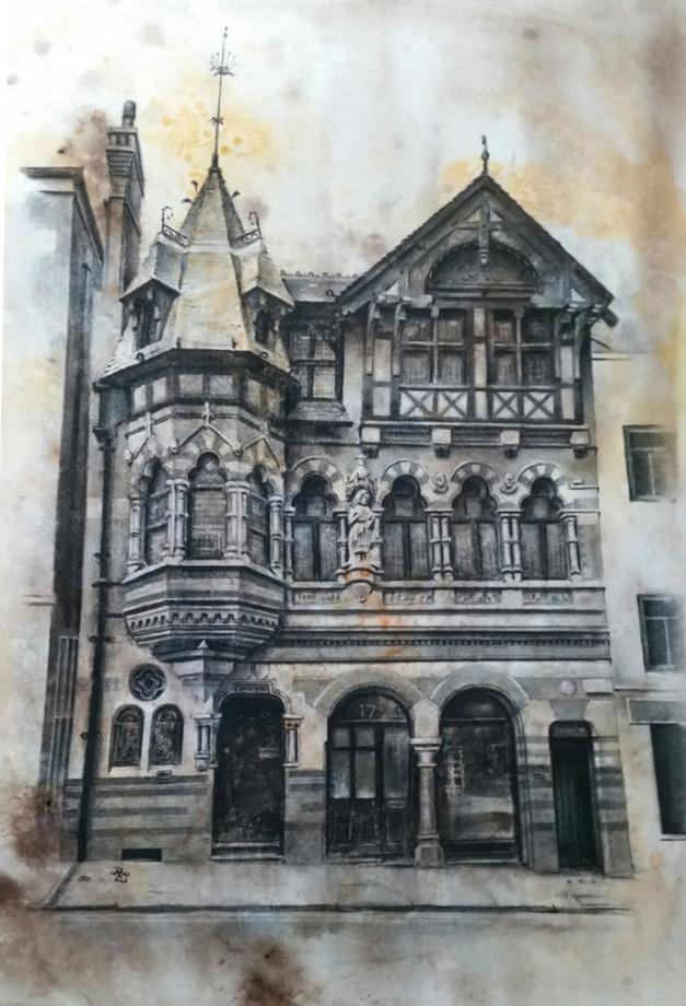 """Watson Fothergill Office, Nottingham"""