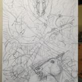 Pegasus - under drawing