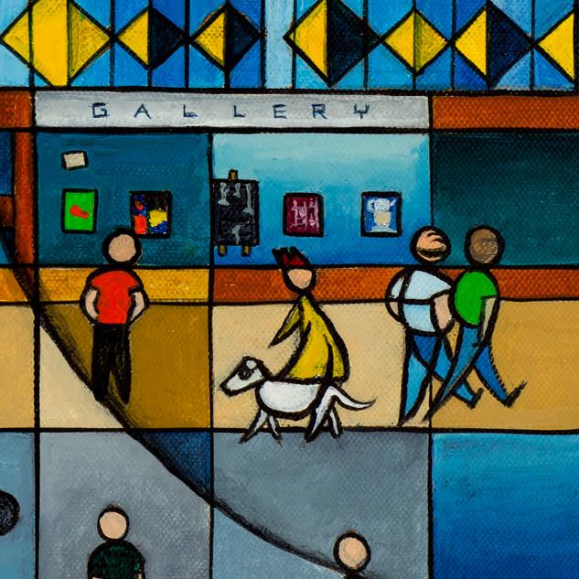 Eccles Community Art Gallery