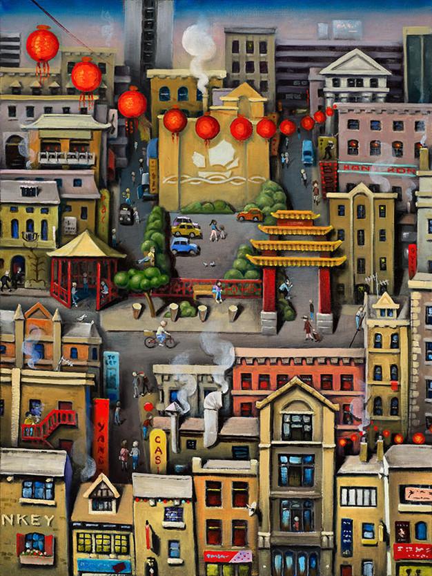 """""""Chinatown"""""""