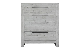 LH Malibu 4 Drawer Chest Rustic White.jp
