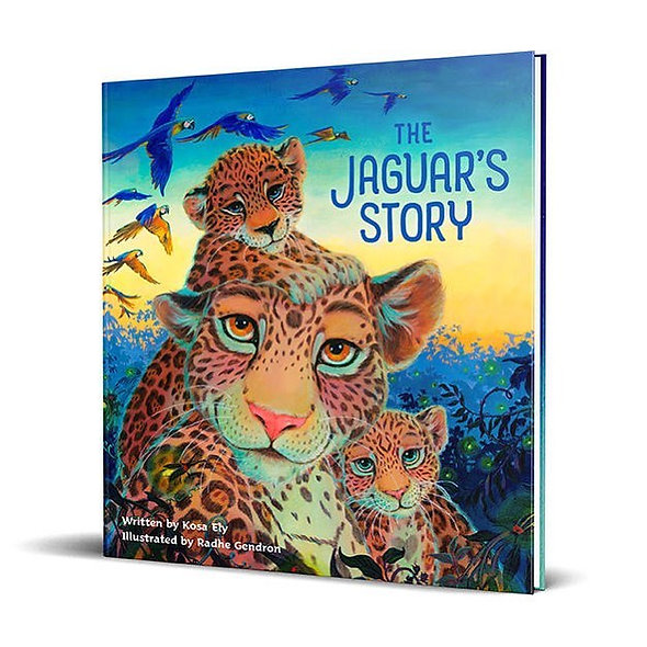 The Jaguar's Story