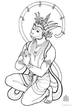 Hanuman copy
